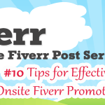 Effective Fiverr Promotion එකක් ගන්න Simple Tips 10ක්