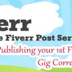 ඔයාගේ පළවෙනි Fiverr Gig එක නිවැරදිව Publish කරන්න