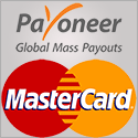 Get Your Payoneer Card With $25